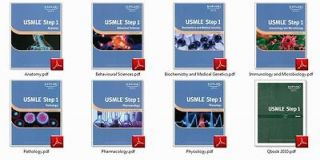,First Aid,BRS,PreTest,Lange   USMLE Step 1 Study Pack   PASS