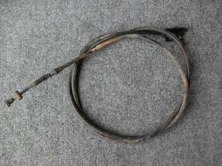 2009 SYM MIO 50cc Scooter Rear Brake Cable @ Moped Motion