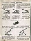 1925 AD Moore Easy Garden Plow Cultivator Seed Drill Liberator Swedish