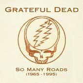 So Many Roads 1965 1995 Box by Grateful Dead CD, Nov 1999, 5 Discs