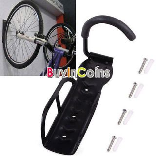 Bicycle Bike Storage Wall Mounted Rack Stands Hanger Hook + Screws