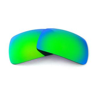 Polarized Emerald Replacement Lenses For Oakley Eyepatch 2 Sunglasses