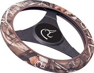 ducks unlimited camo golf cart steering wheel cover time left