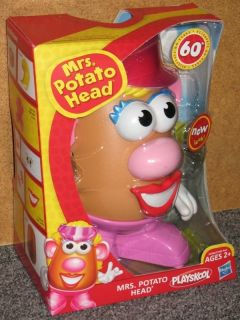 Playskool/Hasb​ro Mrs Potato Head Toy    Revised & Updated Version