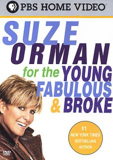 Suze Orman   For the Young, Fabulous and Broke DVD, 2005