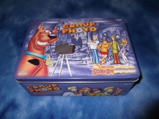 NEW Pressman Scooby Doo Pop N Race Board Game FREE SHIPPING