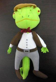 RANGO Movie Character 10 inch Stuffed Plush Figure Toy Johnny Depp