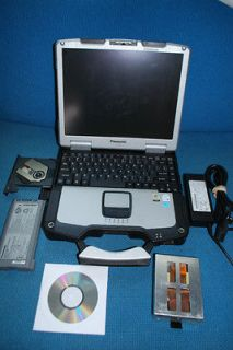 panasonic toughbook cf 30 in PC Laptops & Netbooks