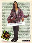 Extreme Washburn Guitars Guitar Nuno Bettencourt 1993 reproduction