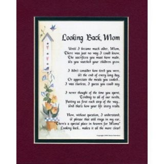 looking back mom mothers day gift for mom birthday time