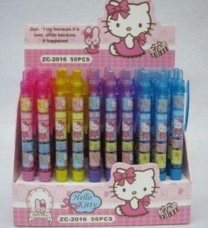 Wholesale New Fashion Cute Hello Kitty Beautiful Ball Point Pen Gift