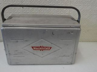 vintage pepsi cooler in Soda