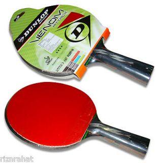 dunlop venom attack table tennis bat  39