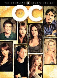 The O.C.   The Complete Fourth Season DVD, 5 Disc Set Digipak