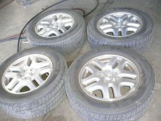 Newly listed 2004 SUBARU LEGACY OUTBACK 4 WHEEL RIM FACTORY AND TIRE