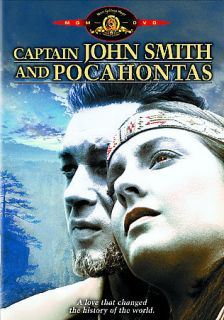 newly listed captain john smith and pocahontas dvd 2005 time