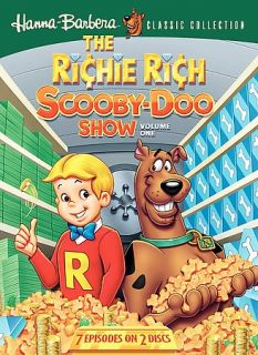 Richie Rich Scooby Doo Hour   Volume One DVD, 2008, 2 Disc Set