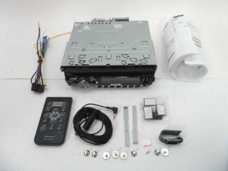 Pioneer DEH 6400BT CD Player Car Stereo Receiver Bluetooth, USB, AUX