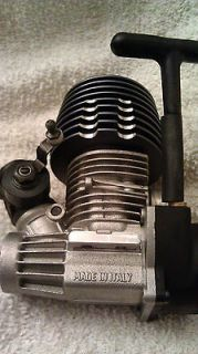 CRANKCASE + bearings Trinity Traxxas Sirio Tx .18 Nitro Engine Parts 1