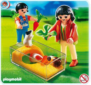 Playmobil 4348 Guinea Pig Pen  Playmobil Accessory  NIB *FREE Shipping