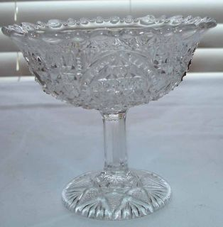 Pressed Glass - Glass - TIAS.com - The Internet Antique