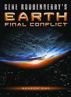Gene Roddenberrys Earth Final Conflict   Season 1 [5 Discs]  ship