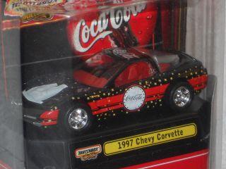 Matchbox Collectibles Coca Cola Polar Bear Fantasy Edition 1997 Chevy