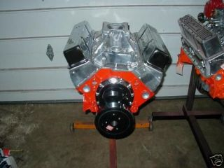 383 505hp pro street chevy crate engine 2012 model direct