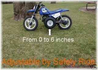 adjustable kids pw 50 pw50 training wheels yamaha gear time