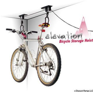 Newly listed NEW BIKE LIFT HOIST CEILING BICYCLE HANGER PULLEY RACK