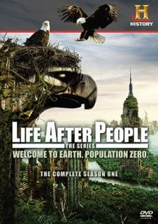 Life After People The Series   The Complete Season One DVD, 2009, 3