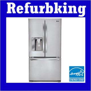 Cu. Ft. French Door Refrigerator COUNTER DEPTH Stainless