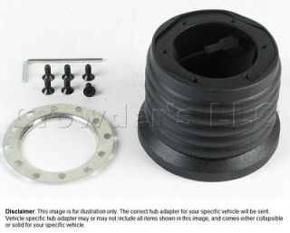 Steering Wheel Hub Adapter Kit for MOMO / NRG / Sparco   Dodge