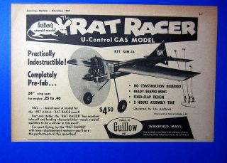 gas powered airplanes in Radio Control & Control Line