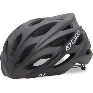 giro savant road bike helmet matt black charcoal large time