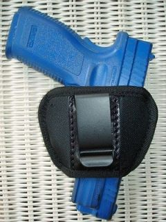 belt slide in pant iwb holster 4 cz 75 p
