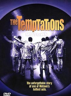 The Temptations (DVD) Terron Brooks, Christian Payton, The Temptations