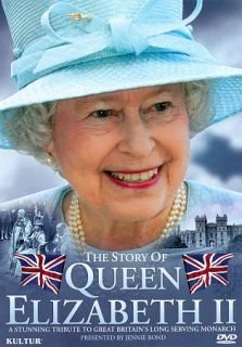 The Story of Queen Elizabeth II DVD, 2011