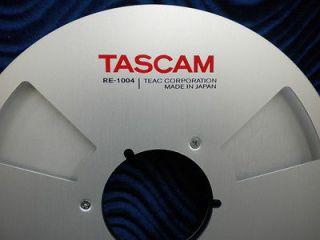 metal reel to reel tape in Reel to Reel Tape Recorders