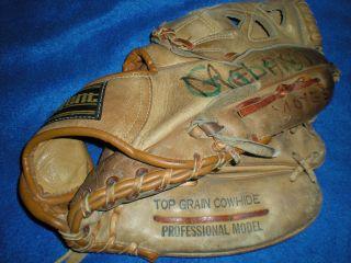 vintage regent baseball glove