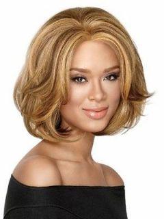 Bob Lace Front Wig Sherri Shepard NOW Heat Friendly LuxHair by Revlon