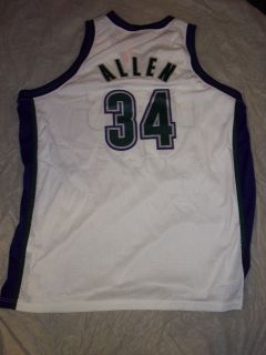ray allen milwaukee bucks jersey in Basketball NBA