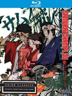 Samurai Champloo Complete Series Blu ray Disc, 2011, 3 Disc Set
