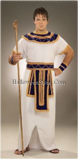 prince of the pyramids adult pharaoh egyptian costume