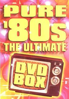 Pure 80s   The Ultimate DVD Box DVD, 2006, 3 Disc Set