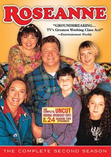 Roseanne   The Complete Second Season DVD, 2011, 3 Disc Set