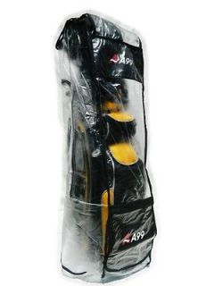 A99 GOLF rc01 half clear golf bag rain cover waterproof raincover
