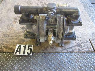 Wilden P200 SSPPP Stainless Steel Diaphragm Pump 45 GPM 125 PSI 1
