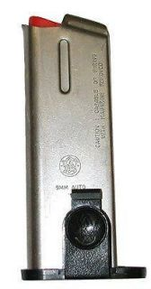 smith and wesson sw9m sigma 9mm magazine blued 7rd 19186
