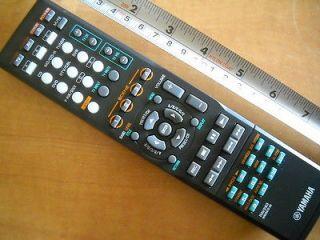Newly listed Yamaha Remote Control Model RAV283 Part #WN05810 US